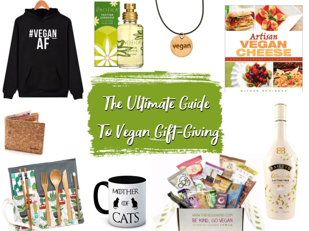 The Ultimate Vegan Gift-giving Guide