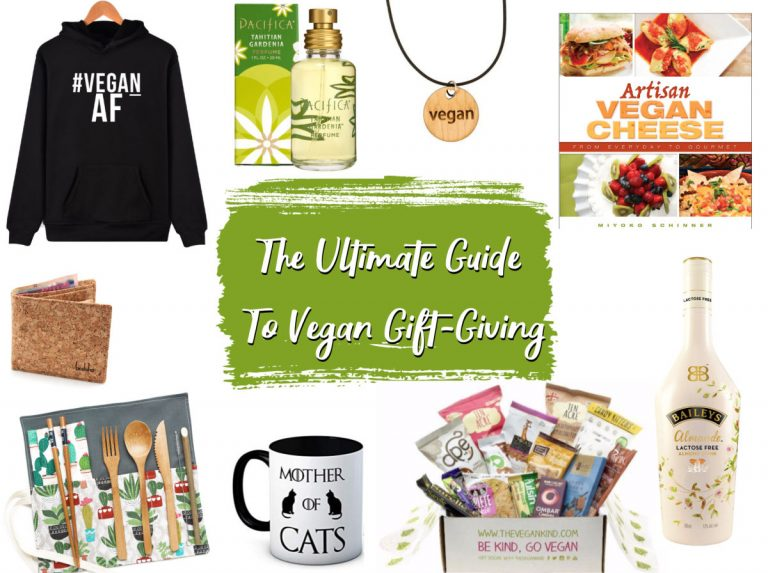 The Ultimate Guide To Vegan Gift-Giving