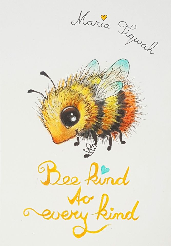 bee kind to every kind